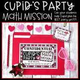 Cupid's Party Math Mission