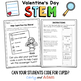 Cupid's Scavenger Hunt Valentine's Day Coding STEM Activity