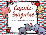 Cupid's Surprise Rhythm Game {Ta TiTi}