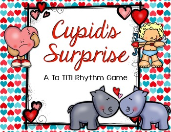 Cupid's Surprise Rhythm Game {Ta TiTi}