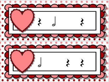 Cupid's Arrow Rhythm Games for Practicing half note