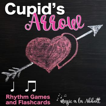 Cupid's Arrow Rhythm Games for Practicing ta ti-ti