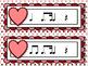 Cupid's Arrow Rhythm Games for Practicing tim-ka or tim-ri