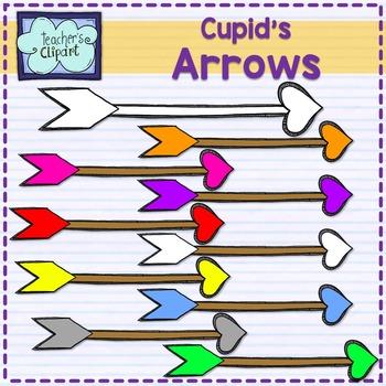 Cupid's Arrows {Valentines Day} clip art