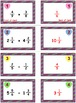 Valentine's Math Skills & Learning Center (Multiply & Divide Fractions)