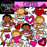 Cupid Valentine Clipart {Creative Clips Clipart}