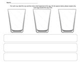 Salinity Worksheet- Making Eggs Float