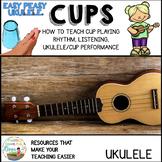 Easy Peasy Ukulele Cups Rhythm Pack