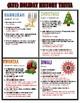 Curiosidades de la historia {History of the Holidays - ENL VERSION!}
