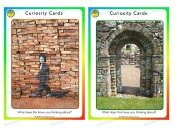 Curiosity Cards Set 1