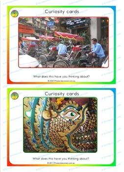 Curiosity Cards Set 2