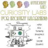 Curiosity Labs for Student Led Learning:  The Spanish Flu of 1918