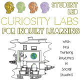 Curiosity Labs of Inquiry Learning 2.0:  The Jamestown Settlement