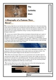 Curiosity Mars Rover Biography/Article