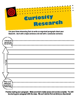 Curiosity Research Journal