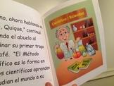 Scientific Method:Curioso Quique Libro 1 ALL Spanish Editi