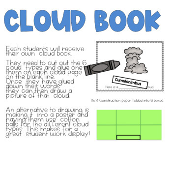 Curious About Clouds