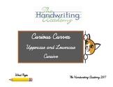 Curious Curves: Cursive Handwriting