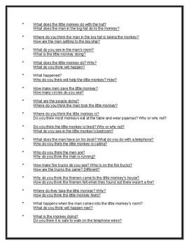 Curious George Parent Notes