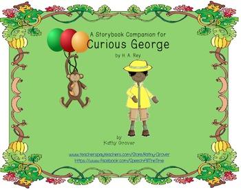 Curious George:  A Storybook Companion
