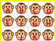 Curious George Alphabet Matching Game
