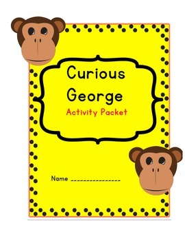 Curious George ELA Packet