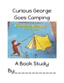 Curious George Goes Camping Book Study