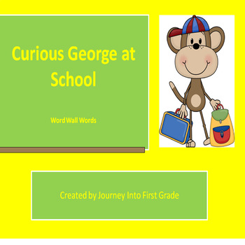 Curious George at School