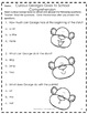 Curious George Goes to School Activity Packet