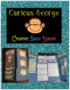 Curious George Lapbook