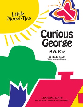 Curious George - Little Novel-Ties Study Guide