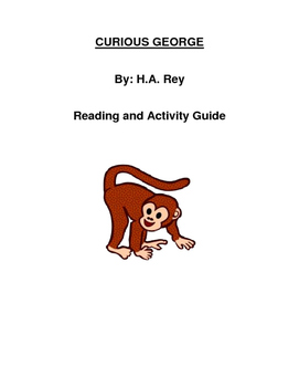 Curious George Reading and Activity Guide