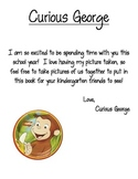 Curious George Takes a Trip Home with Your Students (GREAT
