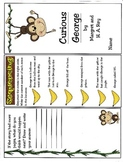Curious George Trifold