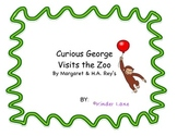 Curious George Visits the Zoo Common Core