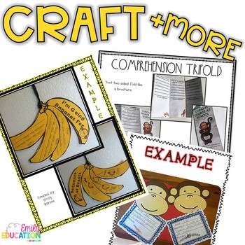 Curious George at School Journeys First Grade Supplement Activities Lesson 3
