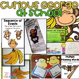 Curious George at School  Journeys First Grade Supplement