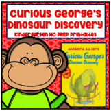 Curious George's Dinosaur Discovery Kindergarten NO PREP S