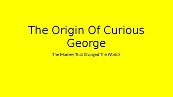 Curious Georges The Untold Story