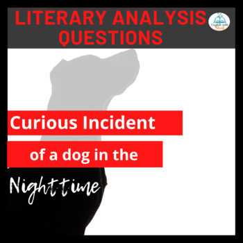 Curious Incident of a Dog in the Nighttime Discussion, Study Guide Questions