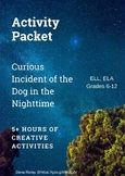 Curious Incident of the Dog Activity Packet