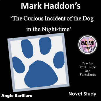 Curious Incident of the Dog in the Night Time Text Guides & Worksheets