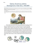 Curious Scientists & The CELL THEORY
