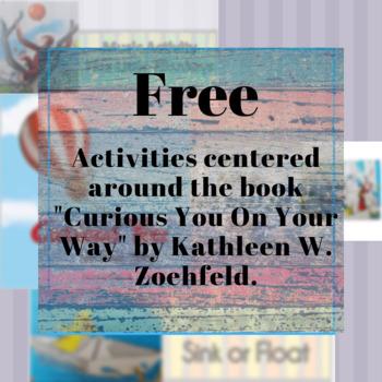 Curious You Activities FREEBIE