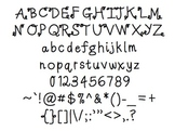 Curly Sue: Font for Personal + Commercial Use