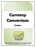 Currency Conversions - Centers