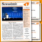 INTERNATONAL CURRENT EVENTS / Global News Analyis / World affairs