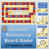 Current Electricity 54 Question Boardgame