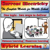 Current Electricity-Complete Middle School Module-Classroo