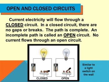 Current Electricity Lab Activities  for Scientific Method and Circuits